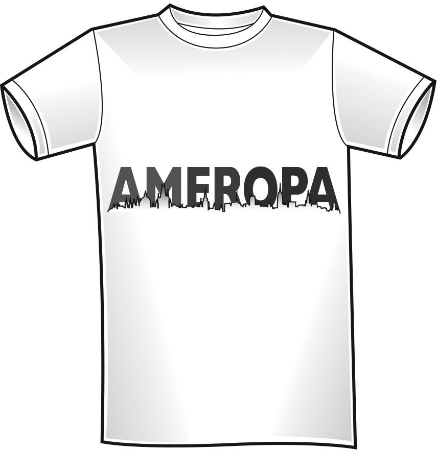 AmeropaTričko